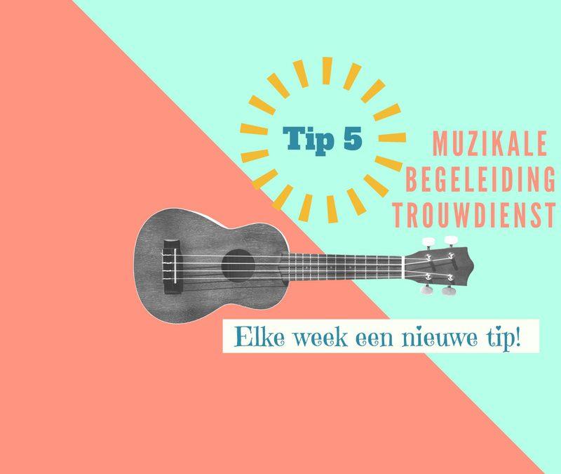 Alweer de laatste! Tip nummer 5!