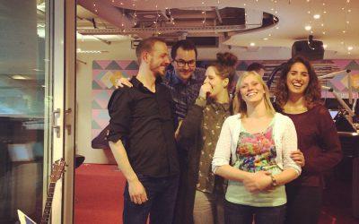 Op Radio 5!